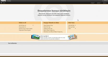 Nero Video 2015 v16.0.01500 Türkçe Full indir