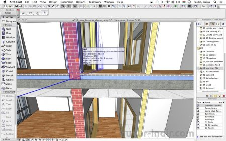 Graphisoft ArchiCAD 18 Build 3006 Full MAC OSX
