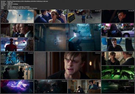 İnanılmaz Örümcek Adam 2 | 2014 | 720p | DUAL | MKV