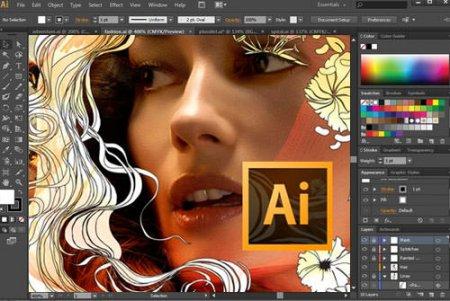 Adobe Illustrator 2015 CC 19.2.0.111.1 Türkçe Full