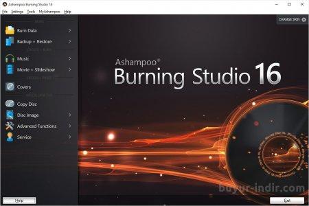 Ashampoo Burning Studio v16.0.4.0 Türkçe Portable