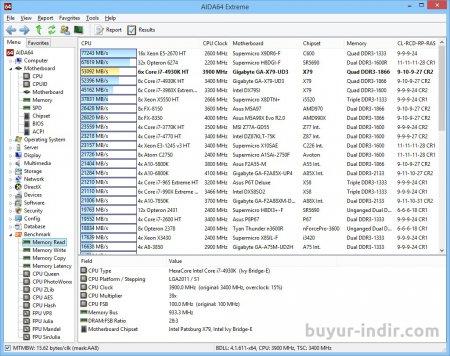 AIDA64 Extreme v5.60.3700 Türkçe Portable