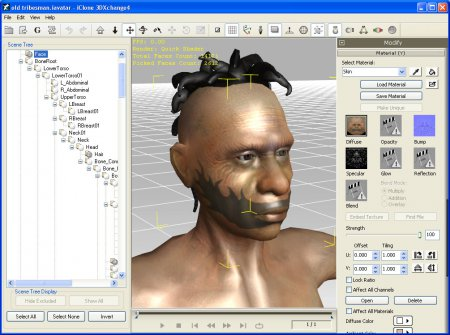 Reallusion iClone 3DXchange v6.21.0917.1 Full