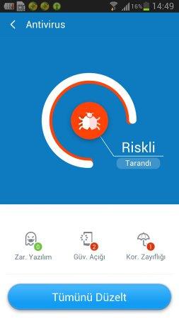 360 Security Antivirus Boost v3.4.5 Türkçe APK