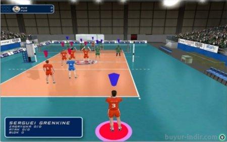 International Volleyball 2010 Full