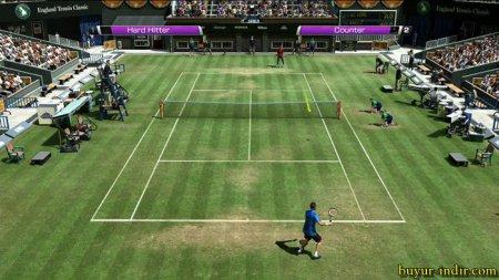 Virtua Tennis 4 Tek Link indir