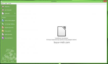 LibreOffice v5.1.0 Türkçe Portable