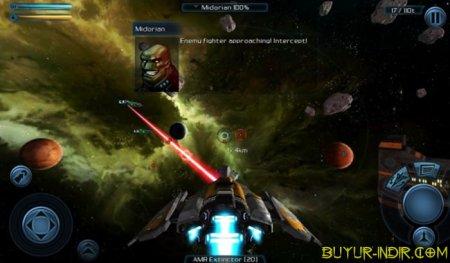 Galaxy on Fire 2 HD PC Rip indir