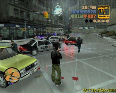 Grand Theft Auto 3 Rip Tek Link indir