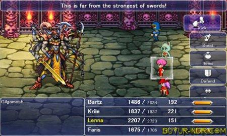 Final Fantasy V PC Rip Full