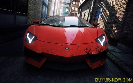 Need for Speed Most Wanted 2 2012 Rip