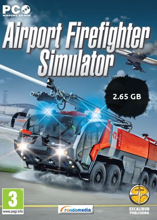 Airport Firefighter Simulator 2015 Full