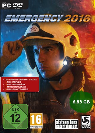 Emergency 2016 + Update v2.0.2 PC Tek Link