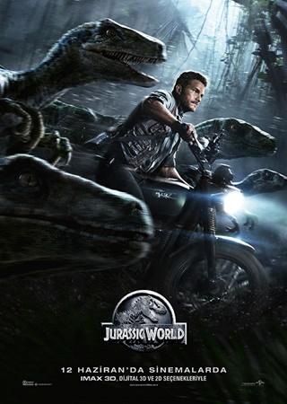 Jurassic World | 2015 | 480p | BDRip | AVI