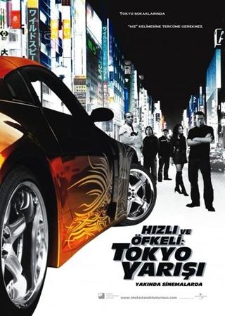 Hızlı ve Öfkeli 3 | 2006 | 480p | BRRip | XviD | AVI
