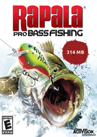 Rapala Pro Fishing Full Tek Link