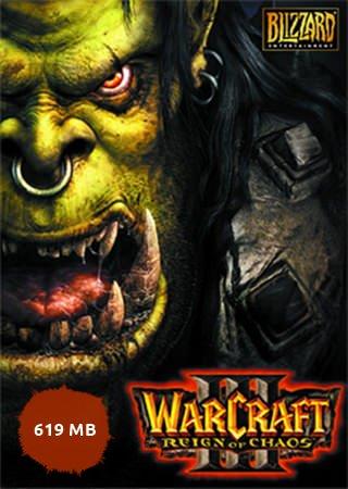 Warcraft III: Reign of Chaos Tek Link