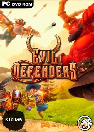 Evil Defenders PC Tek Link