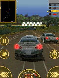 NFS Undercover S60 Nokia