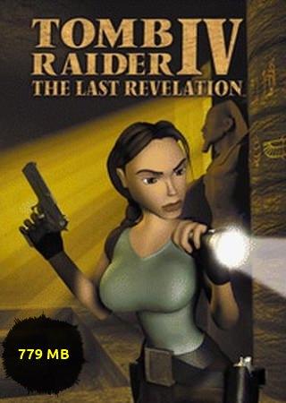 Tomb Raider 4: The Last Revelation Full