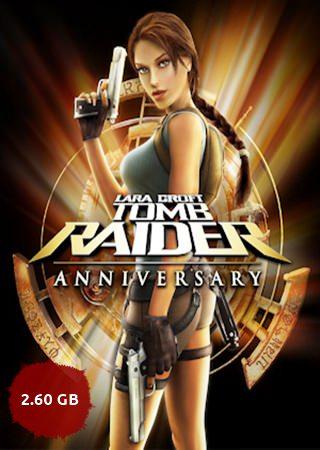 Tomb Raider: Anniversary Full