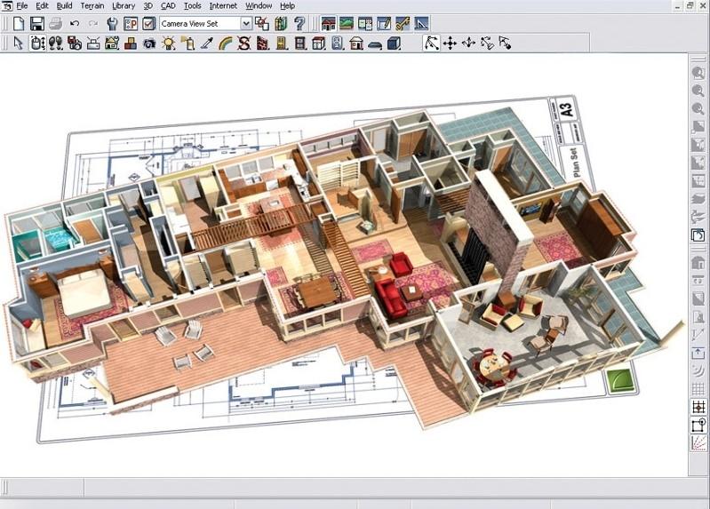 architect 3d gold v17 5 full. Black Bedroom Furniture Sets. Home Design Ideas
