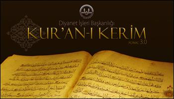 Diyanet Kur'an-ı Kerim 3.1 Türkçe Katılımsız
