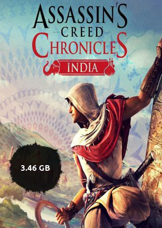 Assassin's Creed Chronicles: India Tek Link