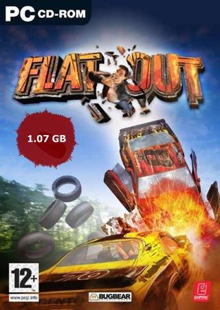 FlatOut 1 Tek Link Full