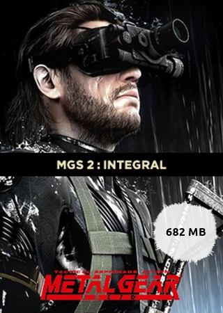 Metal Gear Solid: Integral Tek Link