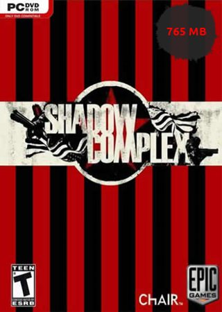 Shadow Complex Remastered PC Full Tek Link