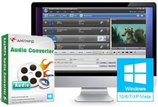 AnyMP4 Audio Converter v6.5.6