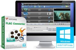 AnyMP4 FLAC Converter v6.2.66 Full