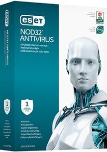 ESET NOD32 Antivirus v10.1.219.1 Türkçe Katılımsız