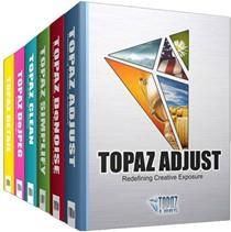 Topaz Plug-ins 2016 - Photoshop Eklenti Paketi