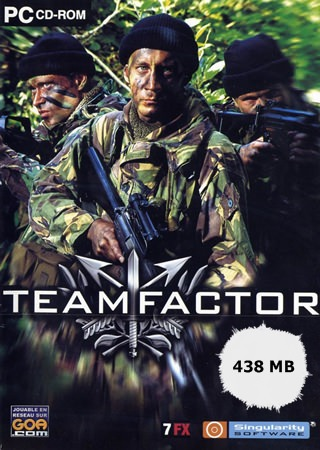 US Special Forces Team Factor Full