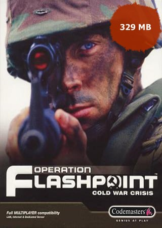 Operation Flashpoint: Cold War Crisis Full