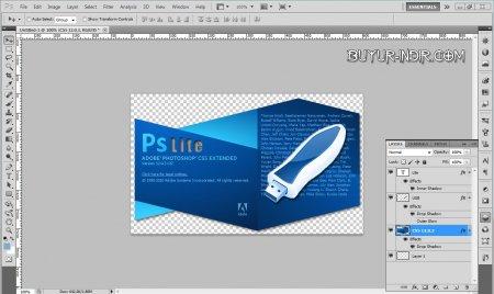 Adobe Photoshop CS5 Portable indir