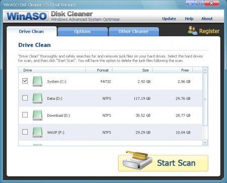 WinASO Disk Cleaner v2.8.0 Full