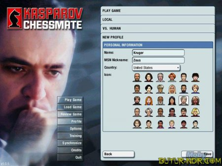 Kasparov Chessmate Full