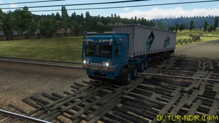 Euro Truck Simulator 2: Scandinavia Tek Link
