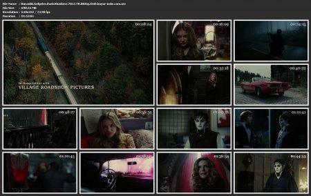 Karanlık Gölgeler | 2012 | 480p | BRRip | XviD | AVI