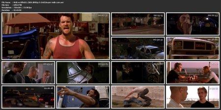 Hızlı ve Öfkeli 1 | 2001 | 480p | BRRip | XviD | AVI