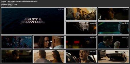 Hızlı ve Öfkeli 4 | 2009 | 480p | BRRip | XviD | AVI
