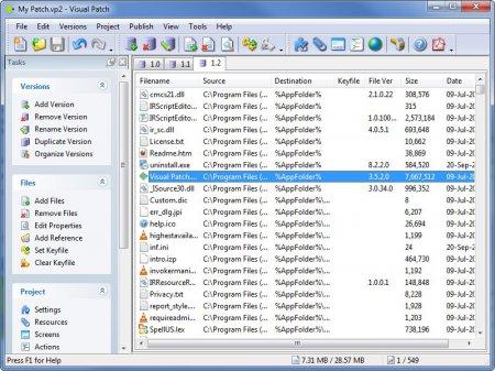 Indigo Rose Software Visual Patch v3.8.1.0 Full