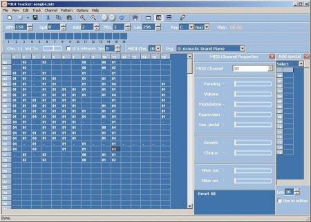 RF1 Systems Midi Tracker v1.4.5 Full