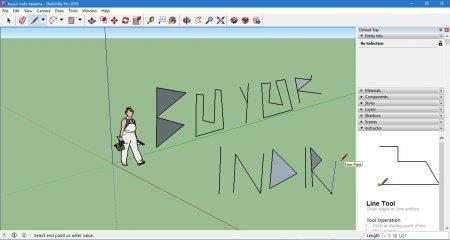 SketchUp Pro 2016 v16.1.2104
