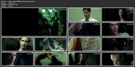 The Matrix 1 | 1999 | 480p | BRRip | XviD | AVI
