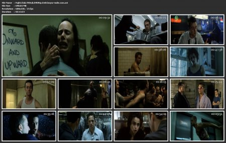 Dövüş Kulübü | 1999 | 480p | DVDRip | XviD | AVI