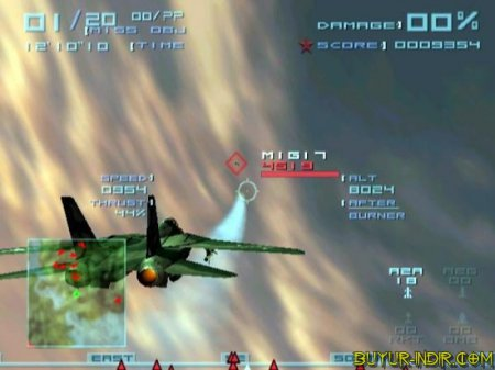Top Gun Combat Zones PC Full